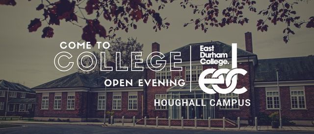 Houghall Come to College Open Evening | Event in Durham | AllEvents.in
