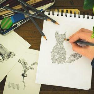 Club online de Desen Creativitate inspiraie relaxare