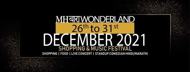 Mh Wonderland Musical Exhibition