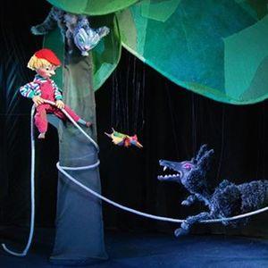 """Marionettentheater &quotPeter und der Wolf"""""""