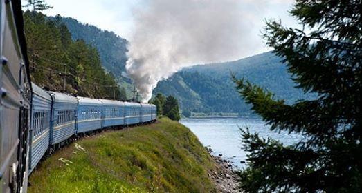 Trans sibirya treni turu
