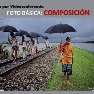 Curso FOTO BSICA COMPOSICIN por Videoconferencia