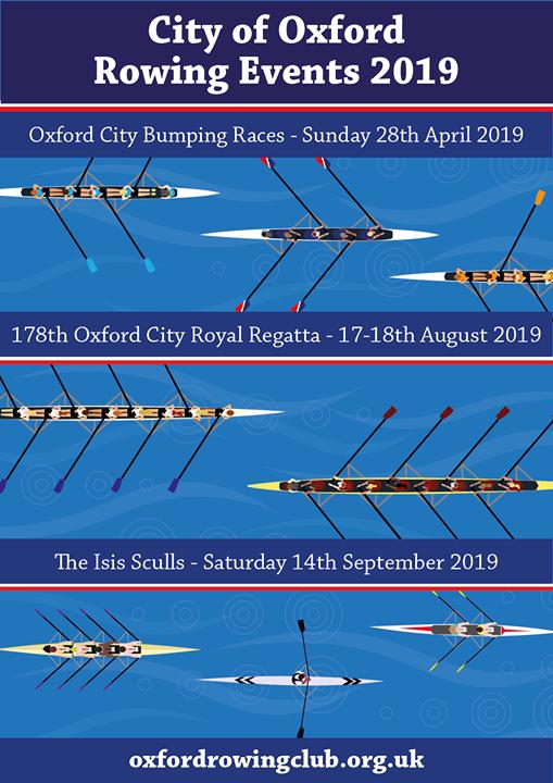 Oxford Royal Regatta 2019