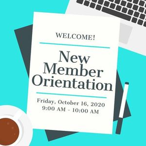 Virtual New Member Orientation