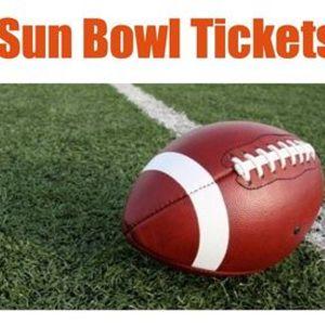 Sun Bowl Tickets El Paso TX Sun Bowl Stadium 1231
