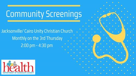 Community Screenings JacksonvilleCairo Unity Christian Church