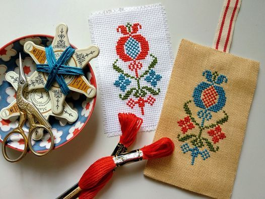 Cross Stitch - Mini Workshop, 25 October | Event in Petaling Jaya | AllEvents.in