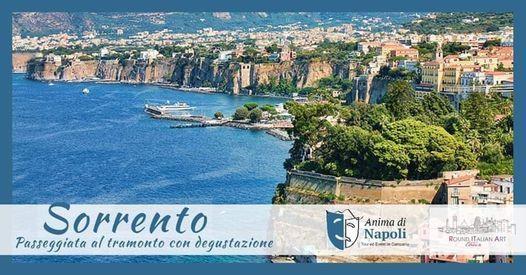 Sorrento: Passeggiata al Tramonto con degustazione, 22 May | Event in Naples | AllEvents.in