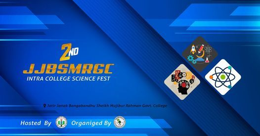 2nd JJBSMRGC Intra College Science Festival - 2021, 2 November | Event in Dhaka | AllEvents.in