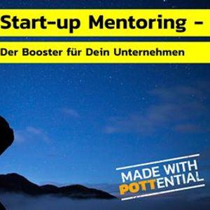 Start-up Mentoring - der Booster fr Dein Unternehmen