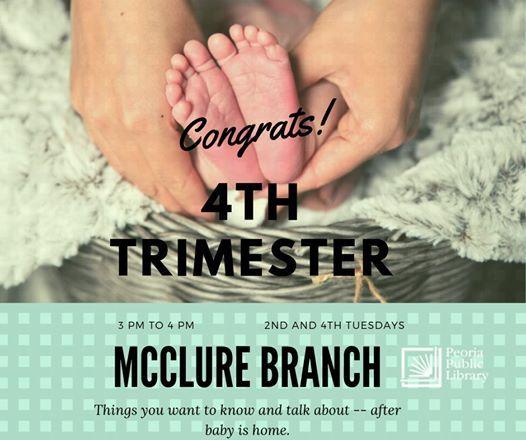 4th Trimester Postpartum Depression