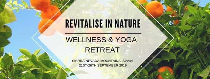 Revitalise in Nature Wellness & Yoga Retreat