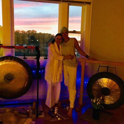 Triple Gong Bath Sound Healing