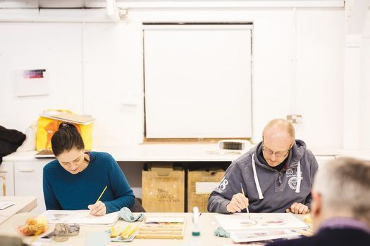 Introduction to Mixed Media 5 Week Course, 26 April | Event in Milton Keynes | AllEvents.in