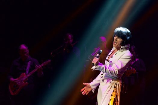 One Night of Elvis starring Lee Memphis King, 12 February | Event in Dundee | AllEvents.in