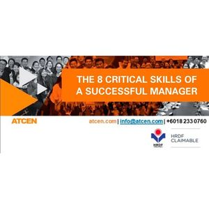 The 8 Critical Skills of a Successful Manager