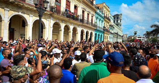 """""""What is Happening in Cuba?: Perspectives on the Current Situation after the Protests on July 11th, 28 September"""