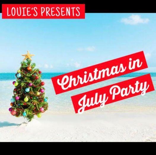 Christmas In July Party.Christmas In July Party At Fayetteville North Carolina
