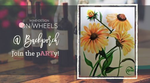 On Wheels at Backporch Vineyard   Black-Eyed Susan, 13 August   Event in Loretto   AllEvents.in