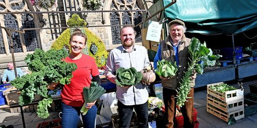 Durham Food Producers' and Crafters' Markets, 20 May   Event in Durham   AllEvents.in