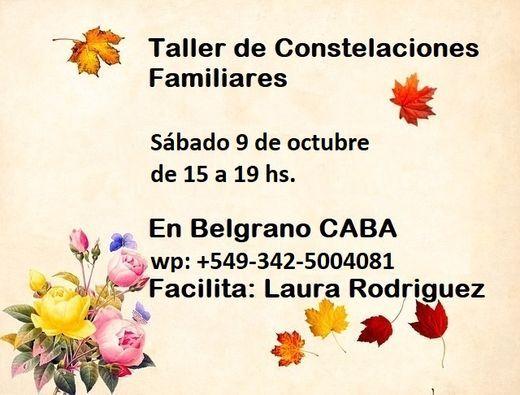 Constelaciones Familiares Belgrano, 9 October | Event in San Martin | AllEvents.in