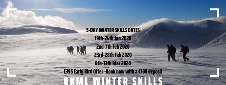 UKML Winter Skills Week