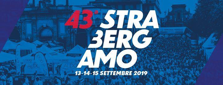 43 edizione StraBergamo 2019