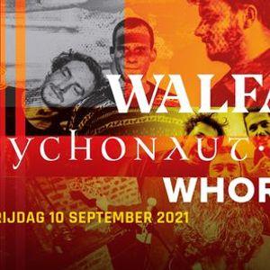 Walfang  Psychonaut  Whorses in De Casino