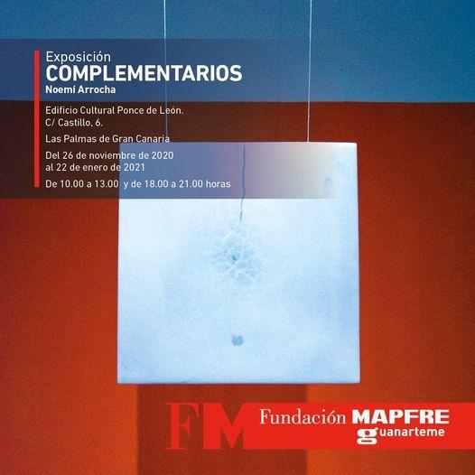 Exposición Complementarios. Noemí Arrocha Reyes, 22 January   Event in Las Palmas de Gran Canaria   AllEvents.in