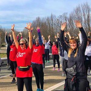 FitnessWalk Piacenza al Parco Galleana