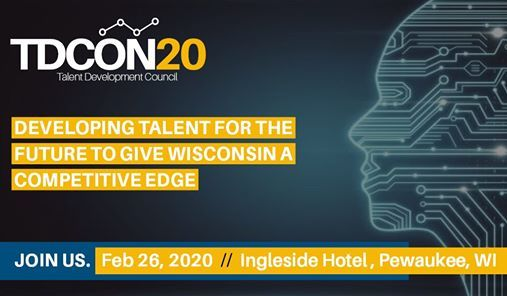 TDCON 20- Presented by the WWDA Talent Development Council