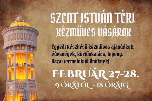 Szent István téri kézműves vásárok | Event in Szeged | AllEvents.in
