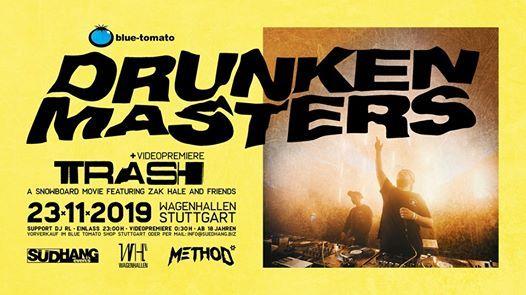 Drunken Masters Party & Snowboardvideopremiere