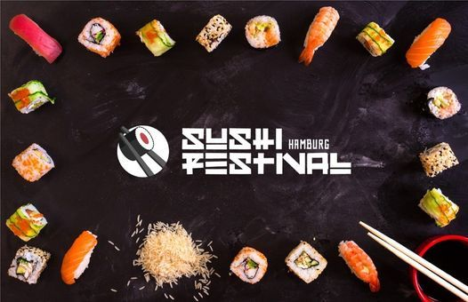 Sushi Festival Hamburg 2021, 15 May | Event in Johannesburg | AllEvents.in