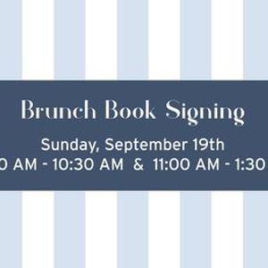 Brunch Book Signing
