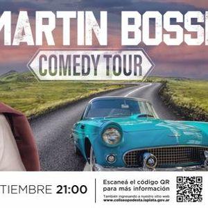 MARTIN BOSSI  Teatro Coliseo Podest