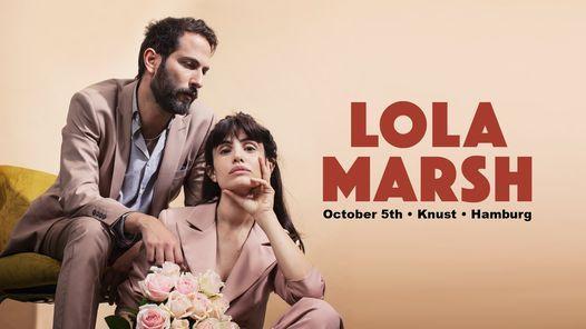 Lola Marsh • Hamburg • Knust, 9 February | Event in Hamburg | AllEvents.in