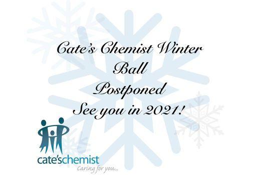Cates Chemist Winter Ball