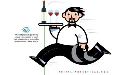 2021 Italian Food & Wine Festival Waiters Race, 29 April | Event in Little Rock | AllEvents.in