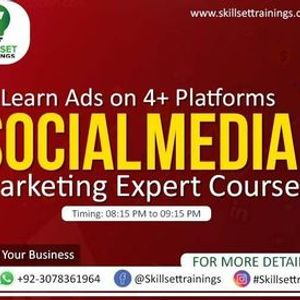 Become Certified Social Media Marketing Expert