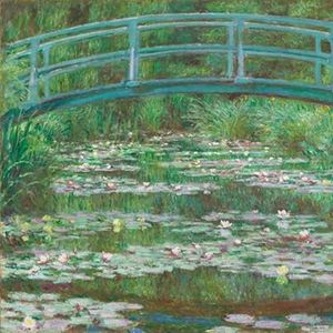 Monets Waterlily Pond