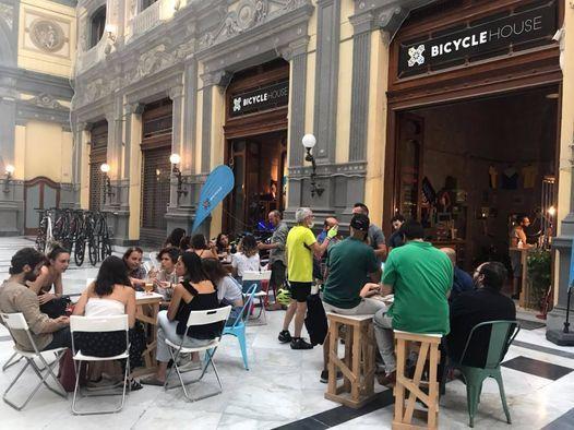 Dj Set Sangennarobar - Opening Napoli Bike Festival 2021 (aperitivo+musica live), 18 September   Event in Mugnano Di Napoli
