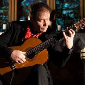 Pat Coldrick Classical Guitarist