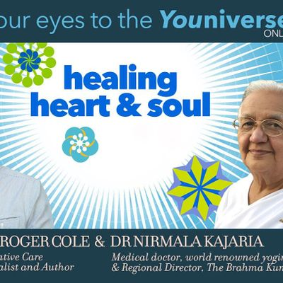 Open your eyes to the Youniverse Healing Heart and Soul