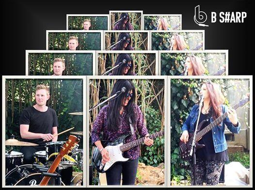 BSharp Live at Signal Gun