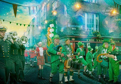 Shamrocks & Shenanigans - St. Patricks Party at DEPOT