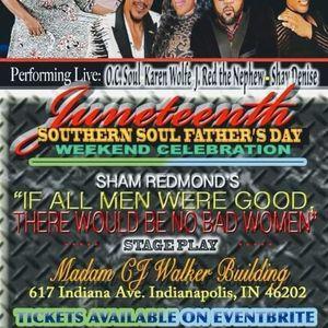 Juneteenth Southern Soul Stage Play & Celebration