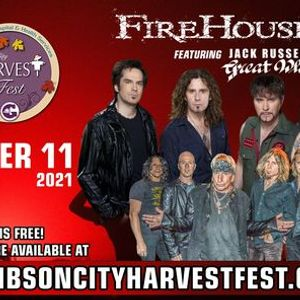 Firehouse & Jack Russells Great White