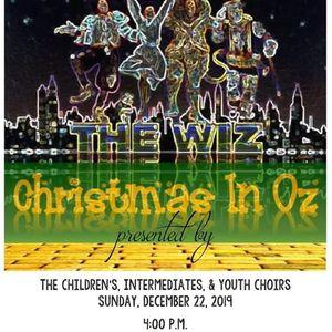 The Wiz Christmas In Oz