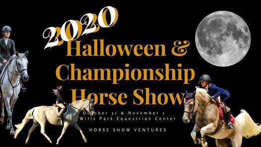 Halloween Events 2020 Alpharrtta Horse Show Ventures 2020 Halloween & Championship Horse Show